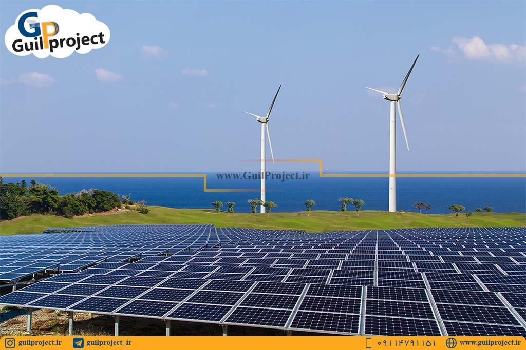 سیستم ذخیره ساز انرژی خورشیدی – گیل پروژه